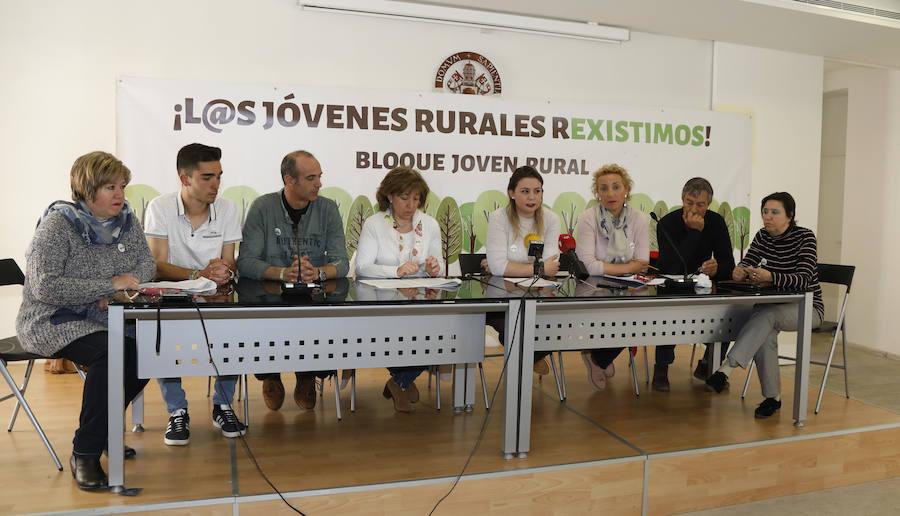 La Palencia Vaciada propone implantar una asignatura del medio rural en los centros educativos