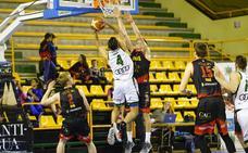 La Antigua CB Tormes cae con la cabeza alta ante el Arcos Albacete Basket (81-84)