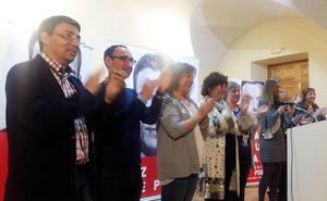 Iratxe García apuesta en Béjar por «una España diversa, plural y abierta a Europa»