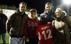 No habrá homenaje a Rubén en el derbi de esta noche en el Helmántico
