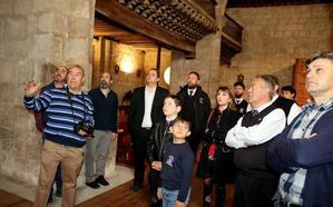Cevico Navero muestra su patrimonio