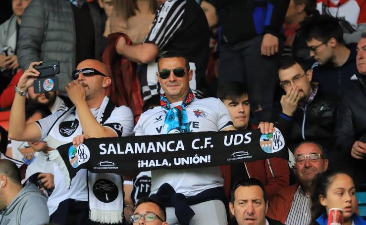 Derbi entre el Salamanca CF y Unionistas