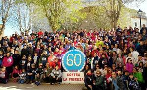 Trescientos voluntarios de Manos Unidas se dan cita en Dueñas