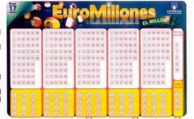 El sorteo de Euromillones deja más de 255.000 euros en Segovia