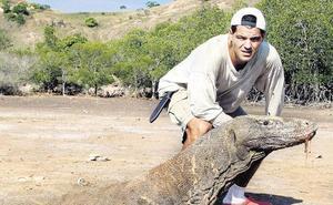 Frank Cuesta: «La caza es necesaria»