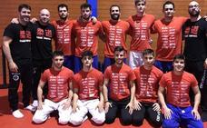 El Judo Club Doryoku, a la segunda jornada de la liga nacional