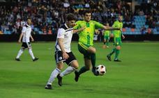 Otro derbi que termina en tablas entre el Salamanca CF y Unionistas CF (1-1)