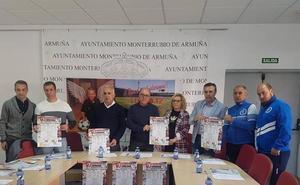 Monterrubio de Armuña celebrará el 11 de mayo su XII Carrera Urbana