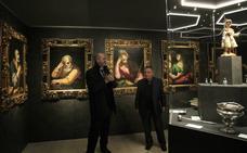 Inauguración del museo de orfebrería del Palacio Episcopal