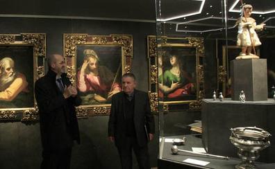 El Museo de Orfebrería lanza en el Palacio Episcopal el proyecto Segovia Sacra