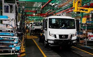 Los trabajadores de las empresas auxiliares de Nissan se manifestarán los días 26 y 27 de abril