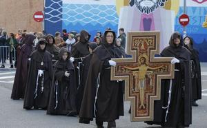 La Piedad de Palencia peregrina a San José