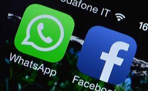 WhatsApp, Facebook e Instagram se caen a nivel mundial durante dos horas