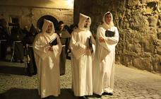 Procesión del Cristo de la Humildad en Salamanca
