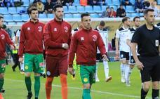 El árbitro no refleja en el acta los cánticos de 'Piojo muérete' de la afición del Salamanca CF