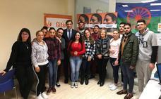 Carbayo mantiene su compromiso de integración de la comunidad gitana