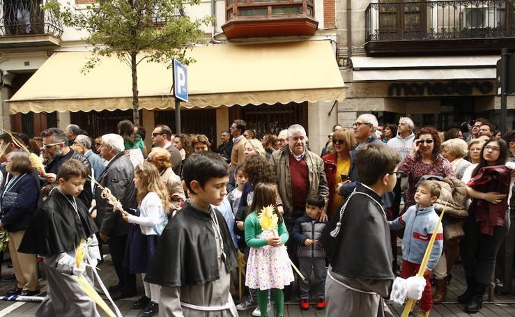 Procesión de la Borriquilla en Valladolid (3/6)