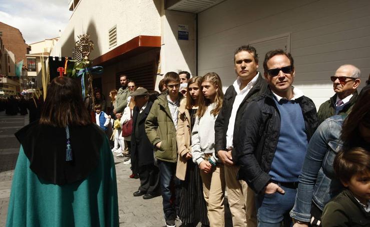 Procesión de la Borriquilla en Valladolid (4/6)
