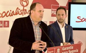 Alberto Serna denuncia «acoso para echarme del PSOE» y acusa a José Luis Aceves de provocarle