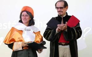La segoviana Belén Arcones, una de las 10 mejores directivas de España, suma un nuevo reconocimiento