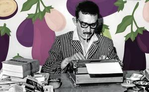 Gabriel García Márquez, las berenjenas y el amor