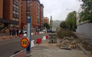 El Ayuntamiento de Valladolid culminará antes de mayo la reforma de veinte calles