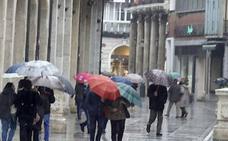 La Aemet prevé tormentas mañana con hasta 20 litros en el norte de Palencia