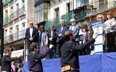 Segovia reconoce al Nuevo Mester como su «alma» y «memoria sentimental»