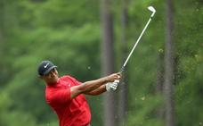 Tiger Woods consigue su quinta chaqueta verde