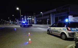 La Policía de Arroyo localiza dos vehículos cuyos ocupantes portaban marihuana