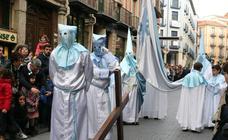 Procesión del Santísimo Rosario del Dolor en Valladolid