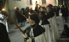 Procesión de Amor y Misericordia del Santísimo Cristo de Medinaceli en Valladolid
