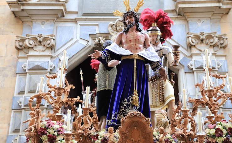 Procesión de Jesús Despojado en Salamanca
