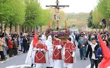 Procesión de Nuestro Jesús del Perdón en Salamanca