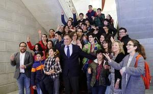Salamanca reconoce a Aviva su labor de facilitar la vida a las personas con discapacidad