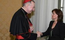 Sánchez renuncia ahora a denunciar los acuerdos con la Santa Sede