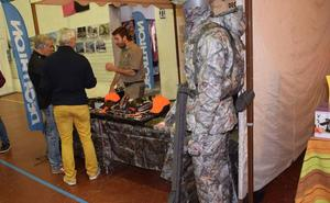 La caza y la pesca, de feria