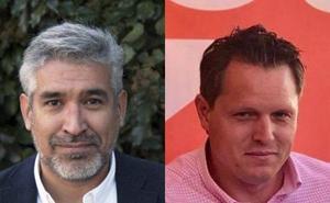 Jesús Gascón y José González, candidatos de Cs en El Espinar y Palazuelos de Eresma
