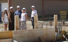 La Junta adjudica cerca de 18.000 euros para la contratación del mobiliario escolar del nuevo colegio de Aguilar