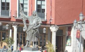 El Ayuntamiento y la estatua del Conde Ansúrez protagonizan el concurso de pintura San Pedro Regalado 2019 de Valladolid
