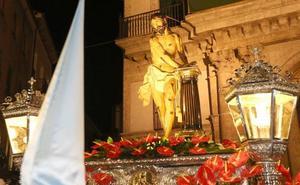 Recorrido de las procesiones del Martes Santo en Valladolid