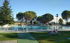 Las piscinas de Cuéllar se cubrirán con un laminado sintético para evitar las fugas de agua