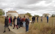 La Diputación y el Colegio de Arquitectos promueven la exposición 'Palomares de Palencia'