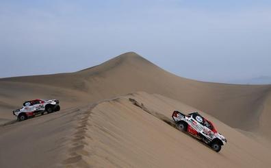 El Dakar se va a Arabia… ¿con Fernando Alonso?