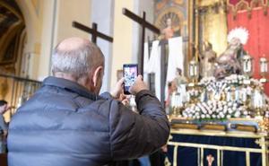 Valladolid refuerza su oferta turística para evitar que la lluvia impida el lleno en Semana Santa
