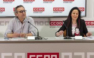 CC OO advierte de que aún faltan cuatro años para recuperar el empleo que había antes de la crisis