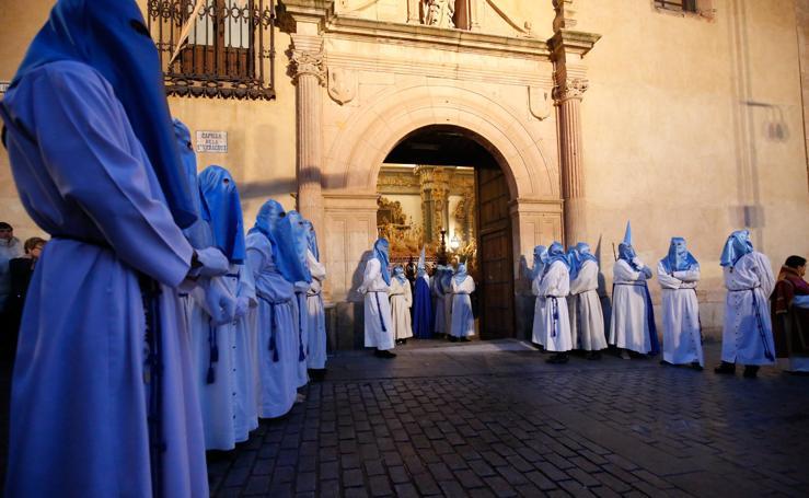 Procesión del Cristo de los Doctrinos en Salamanca