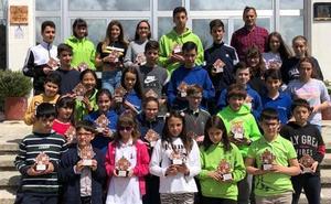 Las jóvenes salmantinas brillan en los Autonómicos de Valladolid y Béjar de ajedrez