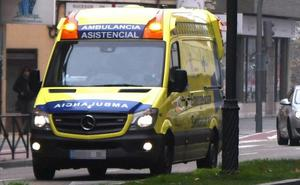 Herido un ciclista de 31 años a la altura del municipio vallisoletano de Renedo