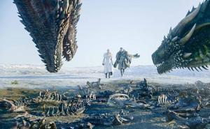 ¿Por qué no comen los dragones de Juego de tronos?
